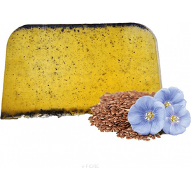 E-FIORE Szampon twardy w kostce - Arganowy, 100 g