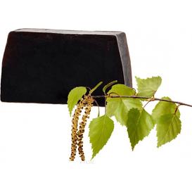 E-FIORE Szampon twardy w kostce - Dziegciowy, 100 g
