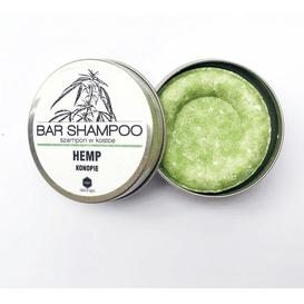 Herbs&Hydro Szampon w kostce - Konopie (may chang) - puszka 55g