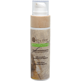 Shy Deer Naturalny peeling mechaniczny, 100 ml