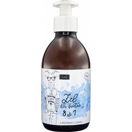 LAQ Żel pod prysznic dla facetów 8w1 z ekstraktem z chmielu