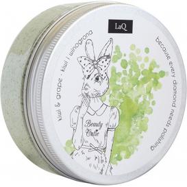 LAQ Peeling myjący do ciała - kiwi i winogrona, 200 ml