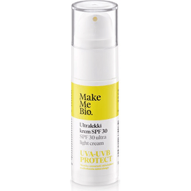 Make Me Bio Ultralekki krem SPF 30, 30 ml