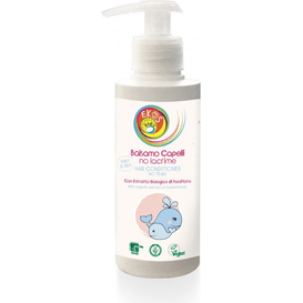 Pierpaoli Ekos Odżywka do włosów dla dzieci i niemowląt ułatwiająca rozczesywanie, 200 ml