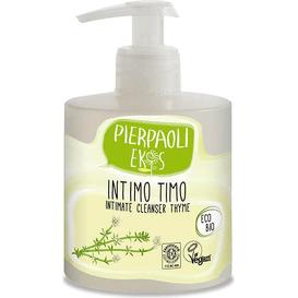 Pierpaoli Ekos Płyn do higieny intymnej z ekstraktem z organicznego tymianku, 350 ml