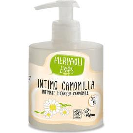 Pierpaoli Ekos Płyn do higieny intymnej z ekstraktem z organicznego rumianku, 350 ml