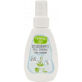 Pierpaoli Ekos Naturalny dezodorant w sprayu z miętą i tymiankiem, 100 ml