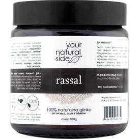 Your Natural Side Glinka rassal, 100 g