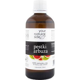 Your Natural Side Olej z pestek arbuza