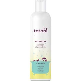 Totobi Naturalny szampon do skóry i sierści dla młodych zwierząt, 300 ml