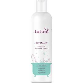 Totobi Naturalny szampon do skóry i białej sierści zwierząt, 300 ml