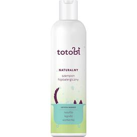 Totobi Naturalny szampon hipoalergiczny do skóry i sierści zwierząt, 300 ml