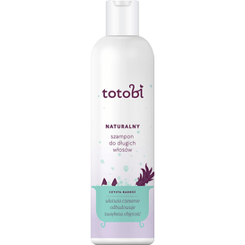 Totobi Naturalny szampon do skóry i długich włosów zwierząt, 300 ml