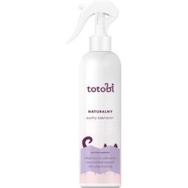 Totobi Naturalny suchy szampon do skóry i sierści zwierząt, 300 ml
