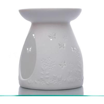 Kominek do wosków: Ażurowe motyle Kringle Candle