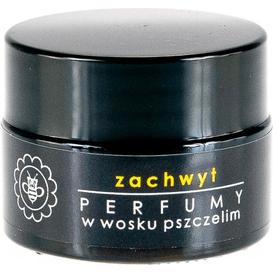Miodowa Mydlarnia Perfumy w wosku pszczelim - Zachwyt