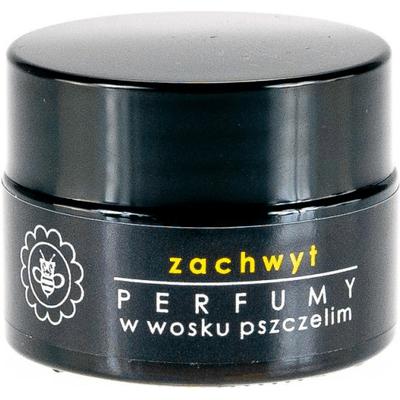 Perfumy w wosku pszczelim - Zachwyt Miodowa Mydlarnia