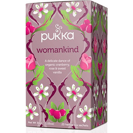 Pukka Herbata dla kobiet - Womankind, 20 szt.