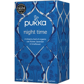 Pukka Ziołowa herbata do snu - Night Time, 20 szt.