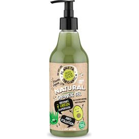 Planeta Organica Żel pod prysznic - Anti-Pollution, 500 ml