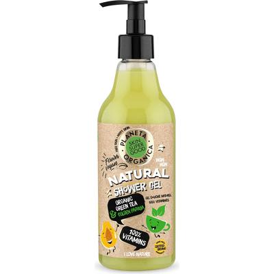 Żel pod prysznic - 100% witamin Planeta Organica