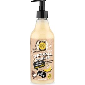 Planeta Organica Żel pod prysznic - Bez stresu, 500 ml
