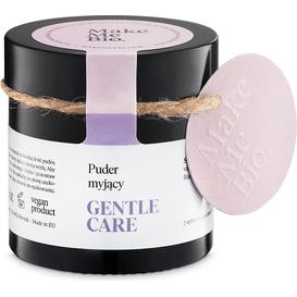 Make Me Bio Clean Powder - Delikatny puder myjący do twarzy