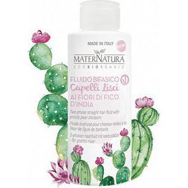 Maternatura Dwufazowy płyn wygładzający do włosów z kwiatem opuncji, 50 ml