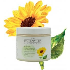 Maternatura Maska do włosów z nasionami słonecznika, 200 ml