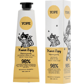 Yope Krem do rąk - Kwiat Lipy, 50 ml