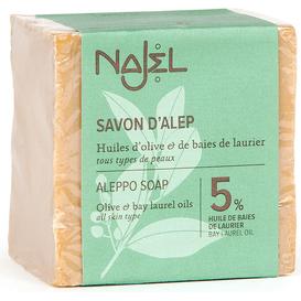 Najel Mydło Aleppo z 5% olejku laurowego