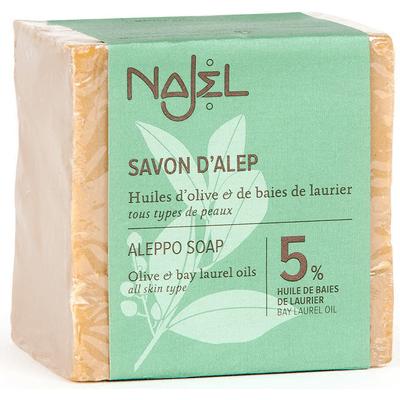 Mydło Aleppo z 5% olejku laurowego Najel