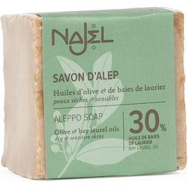 Najel Mydło Aleppo 30% oleju laurowego, 170 g