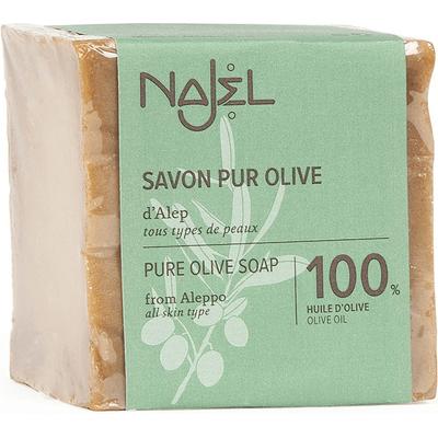 100% mydło oliwne Najel