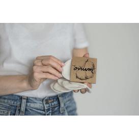 Produkty less waste Ovium - Płatek do demakijażu