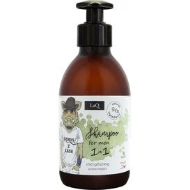 LAQ Dziki szampon dla facetów, 300 ml