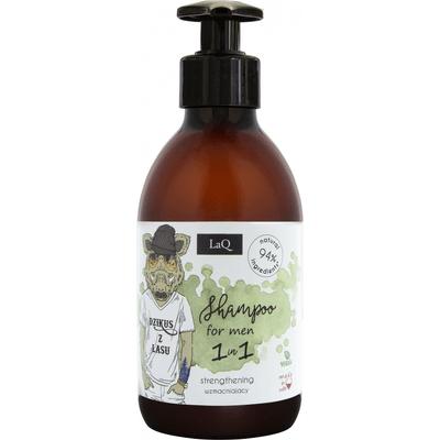 Dziki szampon dla facetów LAQ