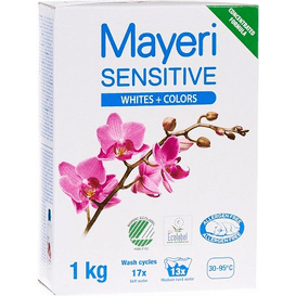 Mayeri Uniwersalny proszek do prania - Sensitive, 1 kg