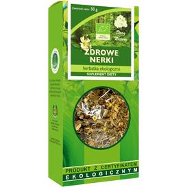 Dary Natury Herbata ekologiczna - Zdrowe nerki, 50 g