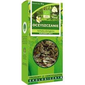 Dary Natury Herbata ekologiczna - Oczyszczenie