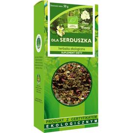 Dary Natury Herbata ekologiczna - Dla serduszka