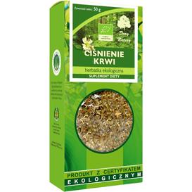 Dary Natury Herbata ekologiczna - Ciśnienie krwi