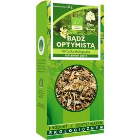 Dary Natury Herbata ekologiczna - Bądź optymistą