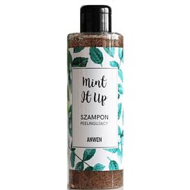 Anwen Szampon peelingujący - Mint it up 200 ml