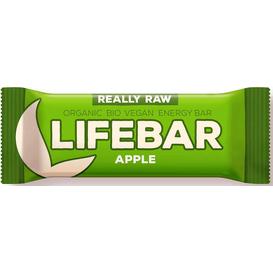 LifeFood Bezglutenowy baton jabłkowy, 47 g