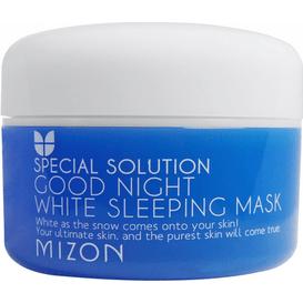 Mizon Good Night White Sleeping Mask - Wybielająca maska na noc