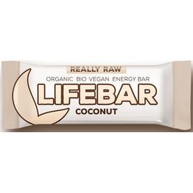 LifeFood Bezglutenowy baton kokosowy, 47 g
