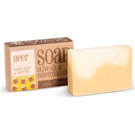 Sapunoteka Mydło w kostce - Podchmielone, 100 g