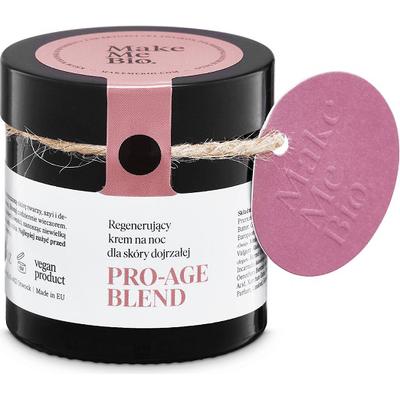 Pro-Age Blend - Krem na noc dla skóry dojrzałej Make Me Bio