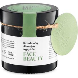 Make Me Bio Beautiful Face - Krem dla skóry skłonnej do wyprysków, 60 ml